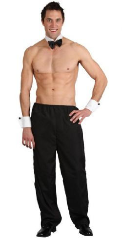 Party Boy Stripper - Naughty Fancy Dress Costume (Wicked EM-3173)